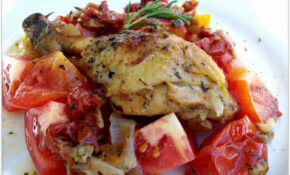 Mary Berry Chicken Provencal – Chicken Recipes Mary Berry