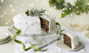 Mary Berry's Classic Christmas Cake – Food Recipes For Xmas