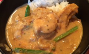Mary Berry's Thai Curry - LaurasPolkaDotCooking
