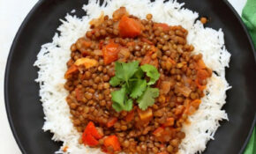 Masala Lentils From Vegan Richa's Indian Kitchen – Recipes For Indian Food