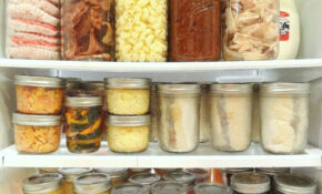 Mason Jar Meals – Make Ahead Of Time For The Whole Week ..