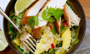Matcha Chicken – Healthy Recipes With Chicken Breast