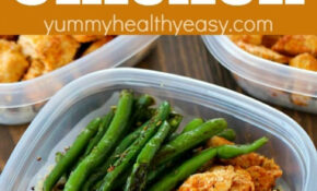 Meal Prep Baked Lime Chicken Bowls – Dinner Recipes You Can Prepare In Advance