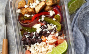 Meal Prep Cilantro Lime Chicken Bowls Recipe – EatingWell – Chicken Recipes Healthy Meal Prep