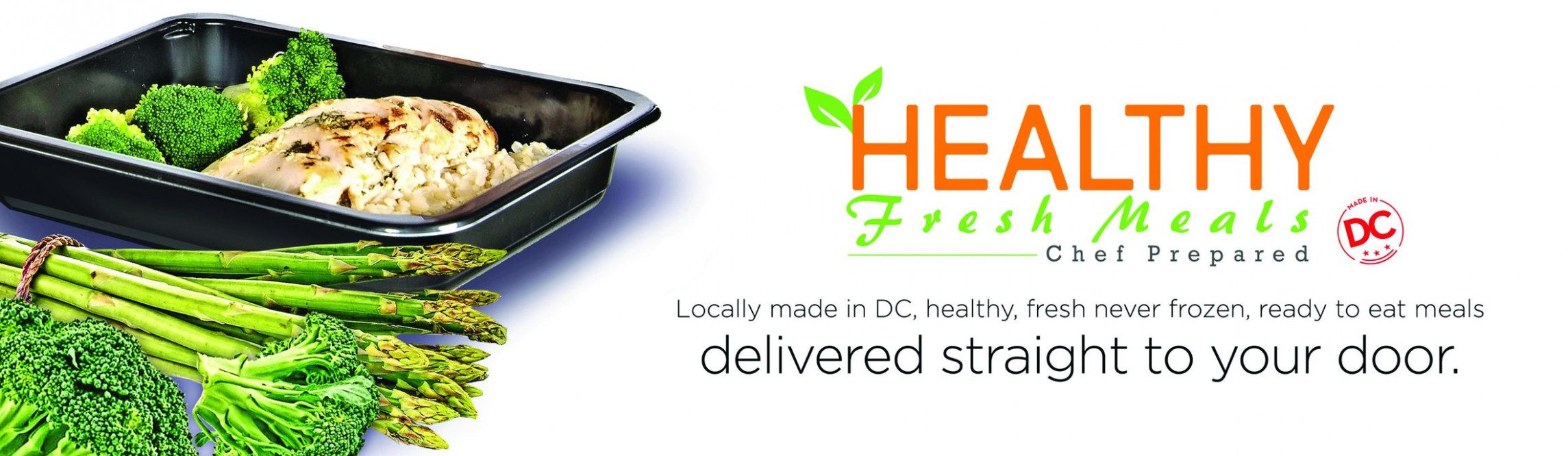 Meal Prep Delivery Service for Washington DC, Maryland MD, Virginia VA - food recipes delivered