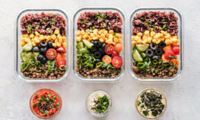 Meal Prep Glass Container – Healthy Rice Recipes