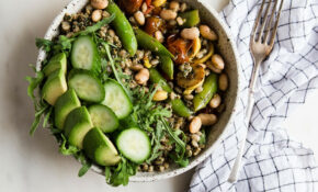 Meal Prep Recipe: Vegetarian Grain Bowl – Furthermore – Grain Bowl Recipes Vegetarian