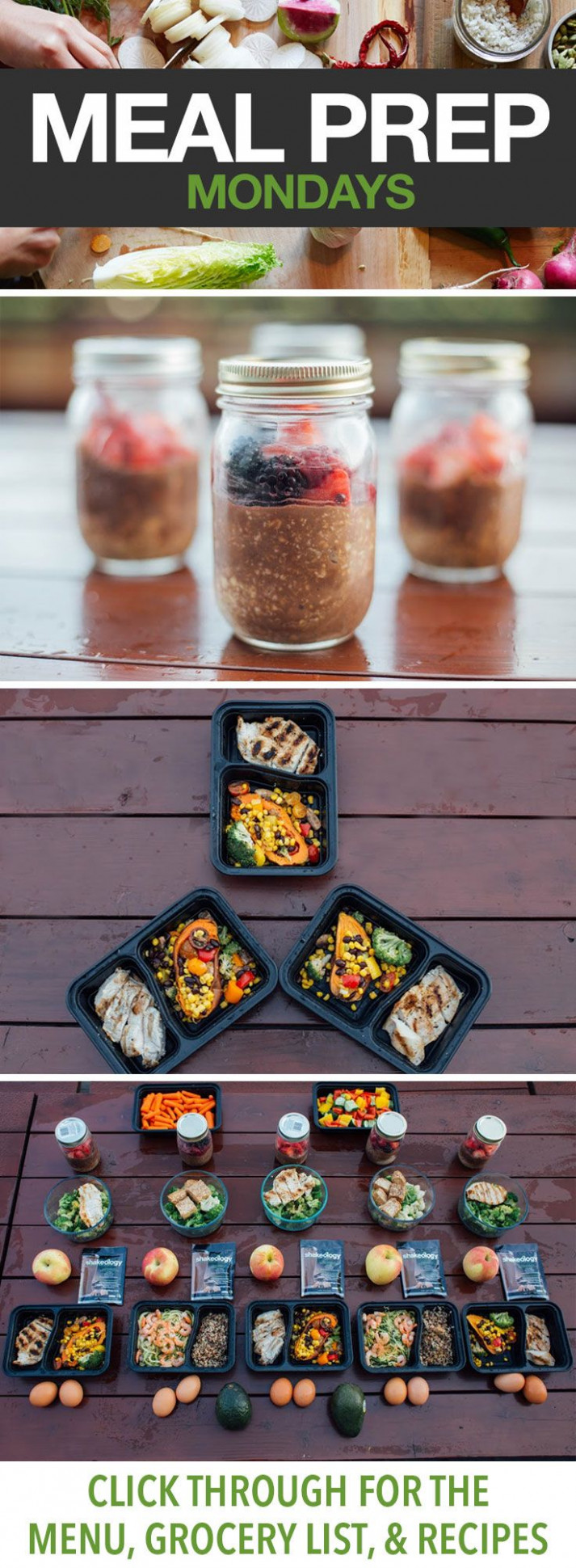 Meal Prep This Week with Stuffed Sweet Potatoes, Chicken ..