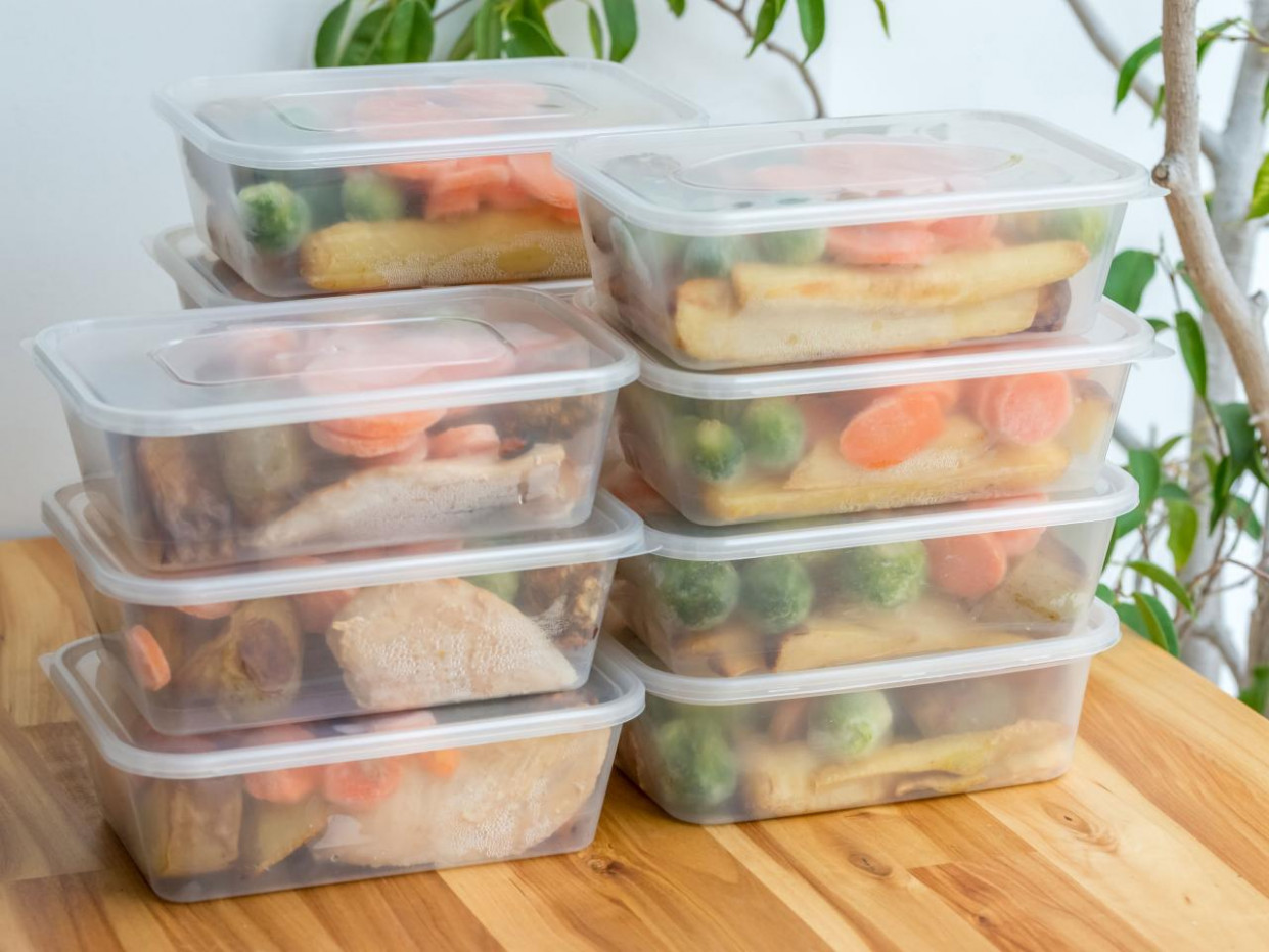 Meal Prep Your Way to Weight Loss | Food Network Healthy ..