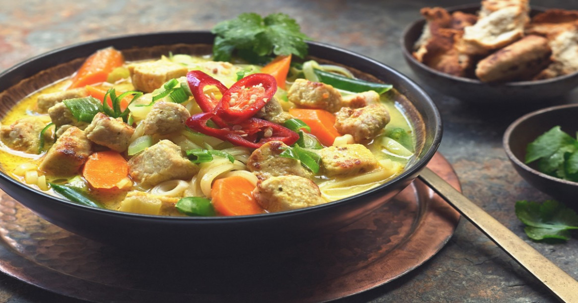 Meat-Free Curry Recipe | Quorn - recipes quorn chicken