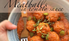 Meatballs In Tomato Sauce – Food Recipes Tasty