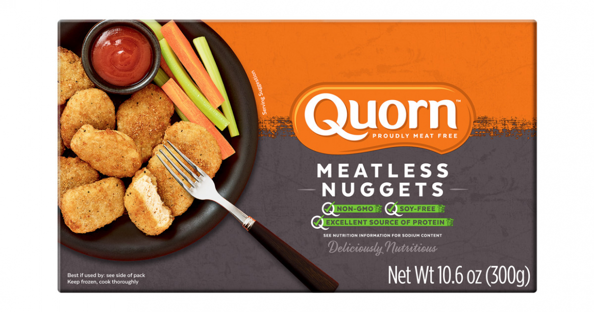 Meatless Chicken Nuggets | Quorn US - Quorn Recipes Chicken