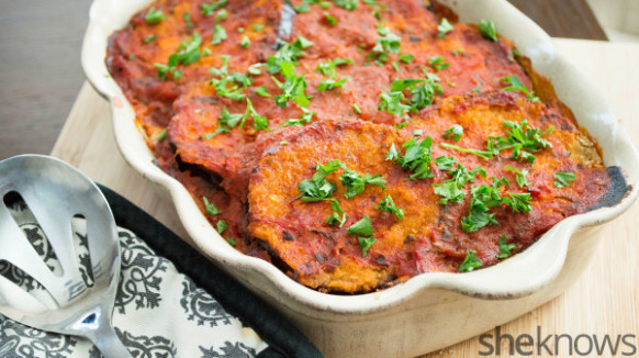 Meatless Monday: Easy eggplant casserole makes a hearty ..