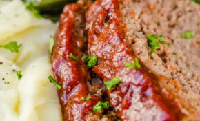 Meatloaf Recipe With The Best Glaze – Food Recipes Meat