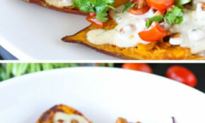 Mediterranean Baked Sweet Potato Recipe | Side Dish ..