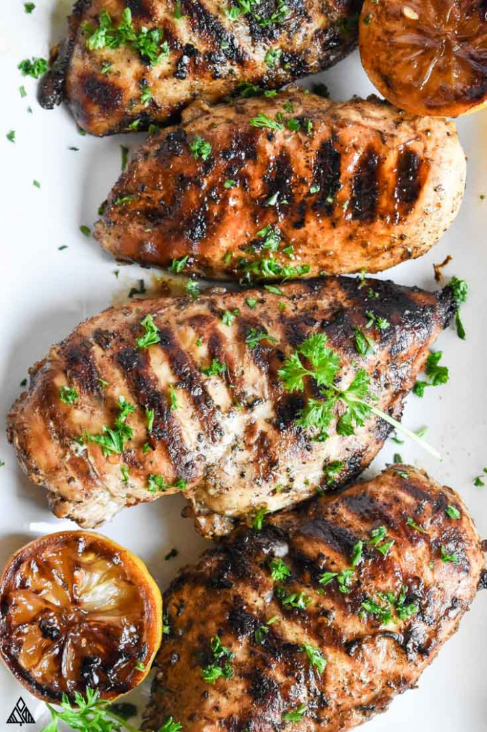 Mediterranean Chicken Marinade - mediterranean recipes chicken
