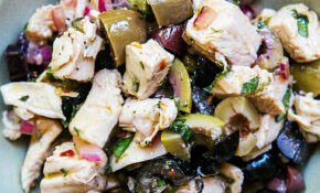 Mediterranean Chicken Salad – Mediterranean Recipes Chicken