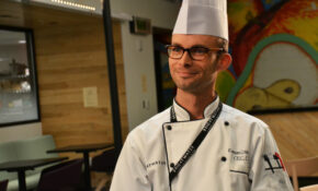 Meet The Chefs: Roman Coley Davis | Food Channel – Food Recipes Network