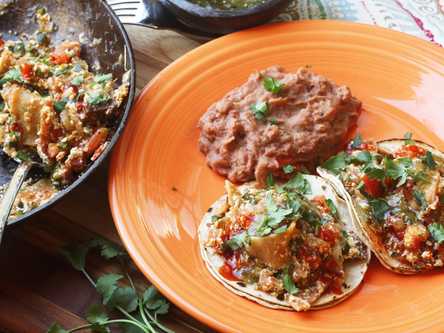 Meet Vigas, the Vegan Migas That Will Become Your Favorite ..