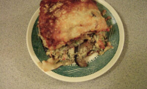 """Megan's Punk Pock Lasagna"" (Vegan) – Red And Yellow Bell Pepper Recipes Vegetarian"