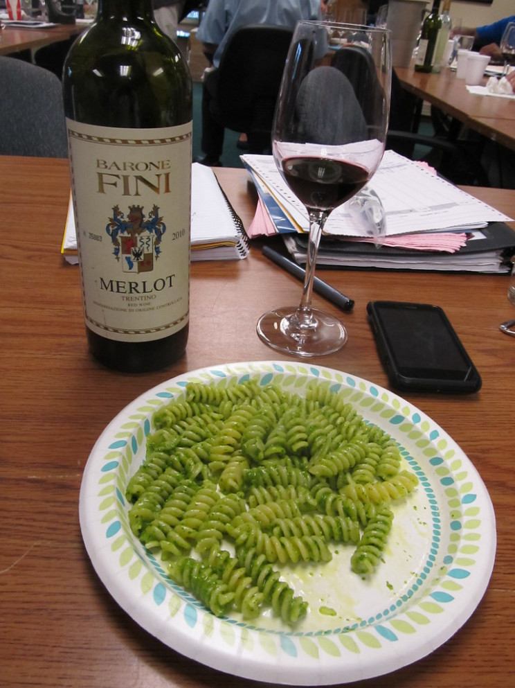 Merlot & Pesto - recipes that are healthy and taste good