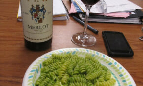 Merlot & Pesto – Recipes With Basil Vegetarian