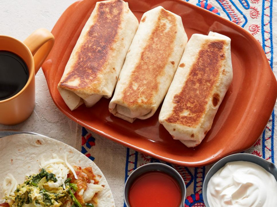 Mexican Breakfast Recipes : Food Network | Global Flavors ..