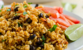 Mexican Brown Rice Recipe – A One Pot Healthy Meal – Recipes Brown Rice Healthy