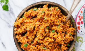 Mexican Brown Rice Recipe – Cookie And Kate – Recipes Mexican Dinner Party