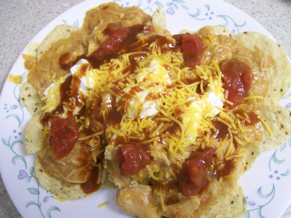 Mexican Chicken Casserole - recipes for mexican food