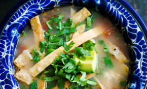 Mexican Chicken Lime Soup (Sopa De Lima) Recipe ..