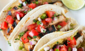 Mexican Chicken Tacos – Mexican Dinner Recipes