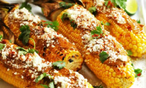 Mexican Corn On The Cob – Mexican Street Food Recipes