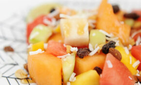 Mexican Food : Healthy And Delicious Mexican Fruit Salad ..
