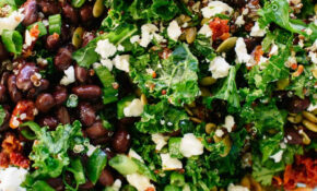 Mexican(ish) Kale & Quinoa Salad – Healthy Recipes Quinoa Salad