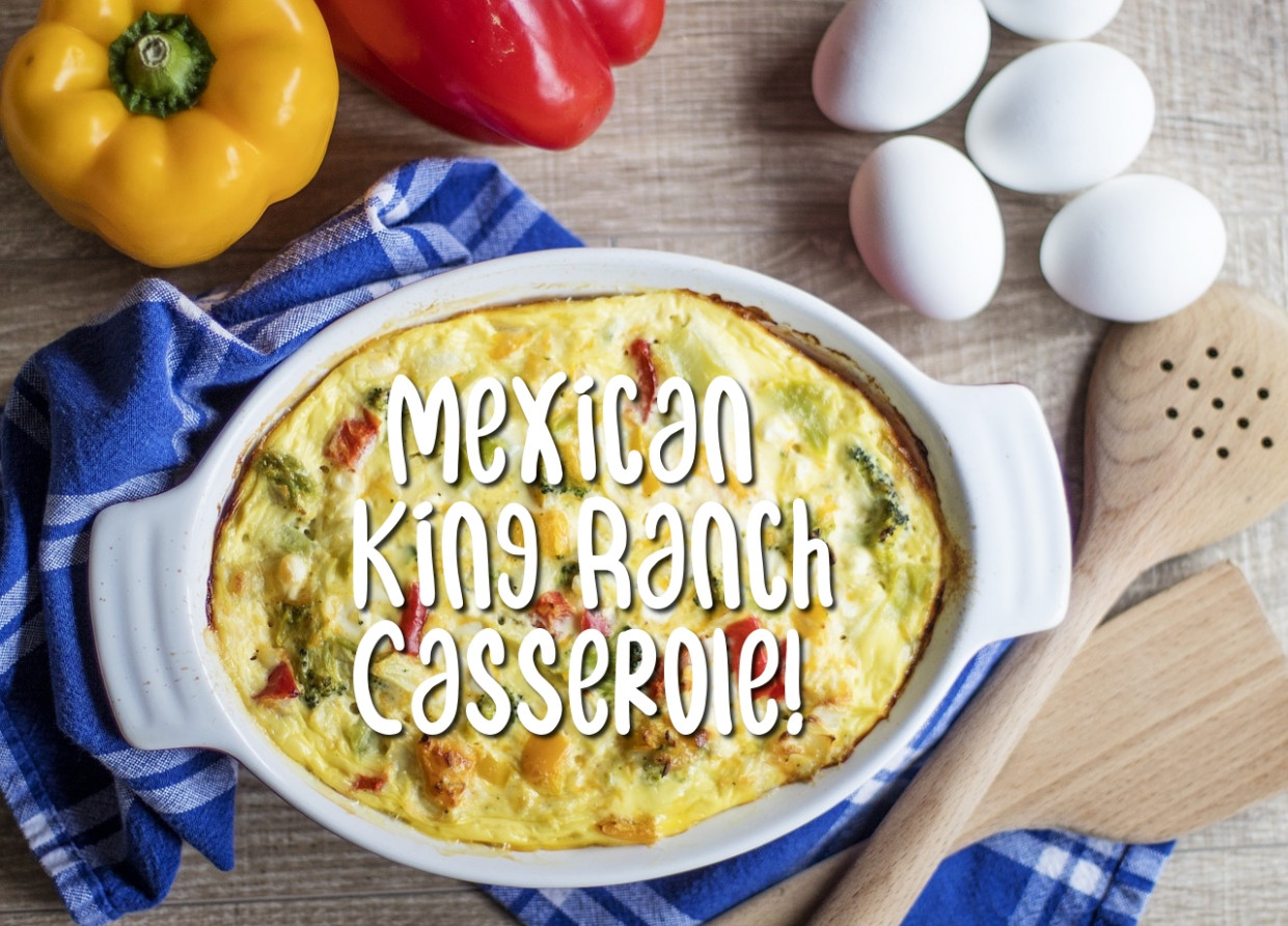 Mexican King Ranch Chicken Casserole Recipe | Delishably - recipes king ranch chicken