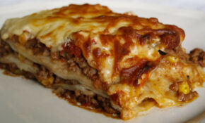 Mexican Lasagne – Food Recipe Journal