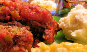 Mexican Meatloaf – Food Recipes Mexican