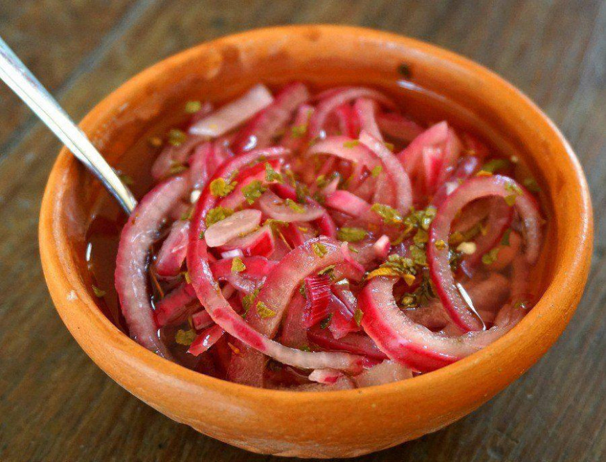 Mexican Pickled Onions with Habanero Peppers Recipe by ..