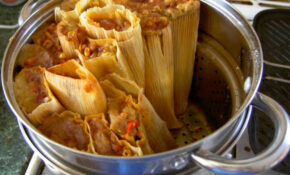 Mexican Pork Tamales | BBC Good Food