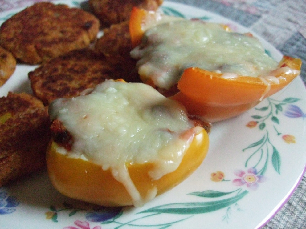 Mexican Stuffed Peppers - recipes vegetarian stuffed peppers