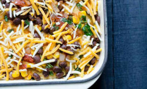 Mexican Tortilla Casserole – Recipes Using Corn Tortillas Healthy