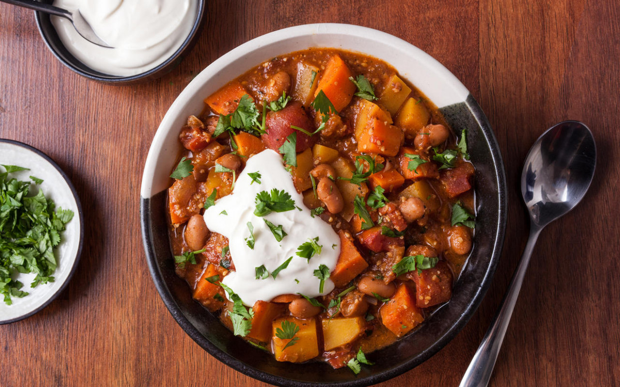 Mexican Vegetable Stew Recipe - Chowhound - recipes new vegetarian