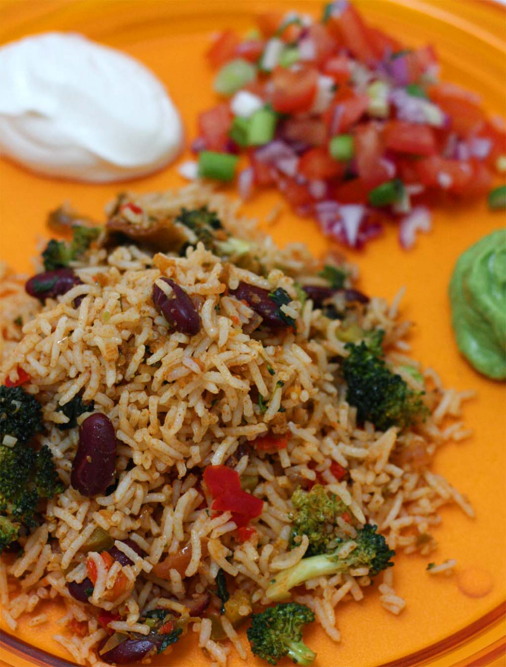 mexican vegetarian rice recipes - recipes mexican vegetarian