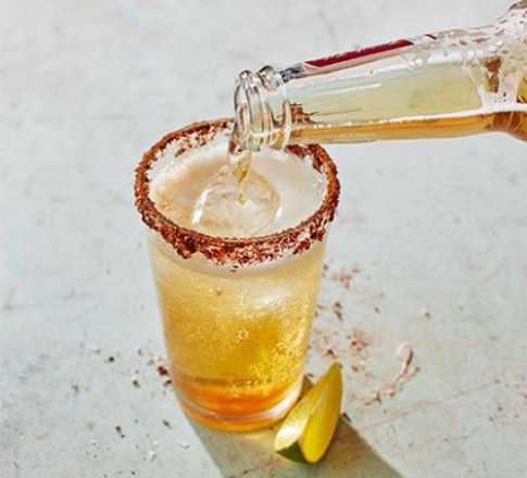 Michelada recipe | BBC Good Food - recipes for dinner for two