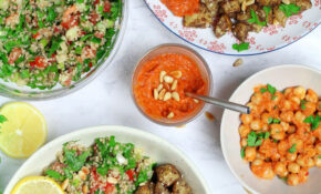 Middle Eastern Buddha Bowl – UK Health Blog – Nadia's ..