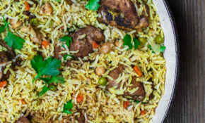 Middle Eastern Chicken And Rice – Tasty Recipes Chicken