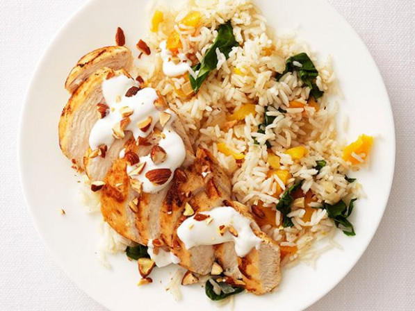middle eastern chicken dishes - middle eastern recipes chicken