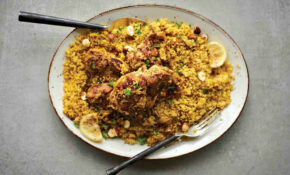 Middle Eastern Chicken Thighs – Recipes Middle Eastern Food