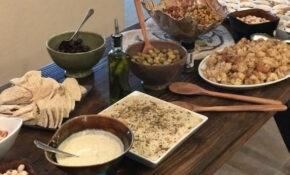Middle Eastern Dinner Party Menu Ideas Recipes | On The ..